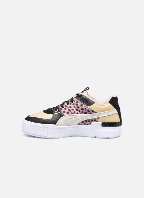 Sneakers Puma Cali Sport W C Wns Beige immagine frontale