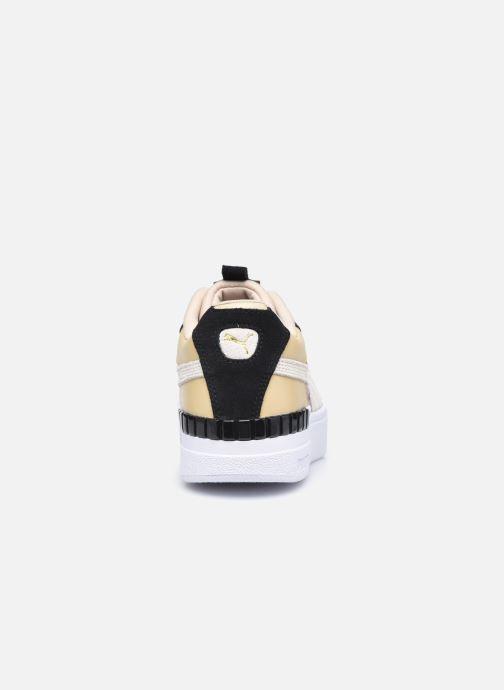 Sneaker Puma Cali Sport W C Wns beige ansicht von rechts