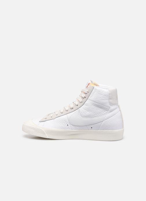 Sneaker Nike Nike Blazer Mid Vntg '77 weiß ansicht von vorne
