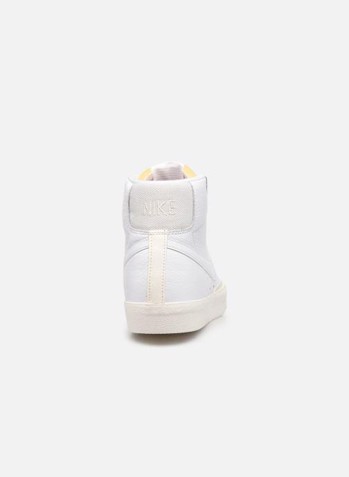 Sneaker Nike Nike Blazer Mid Vntg '77 weiß ansicht von rechts
