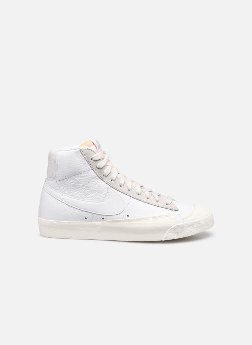 Sneaker Nike Nike Blazer Mid Vntg '77 weiß ansicht von hinten