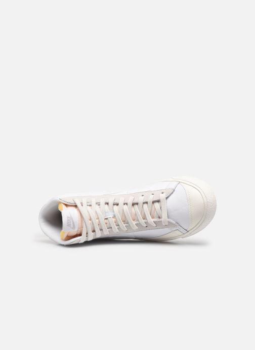 Sneaker Nike Nike Blazer Mid Vntg '77 weiß ansicht von links