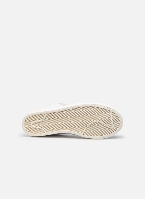 Sneaker Nike Nike Blazer Mid Vntg '77 weiß ansicht von oben