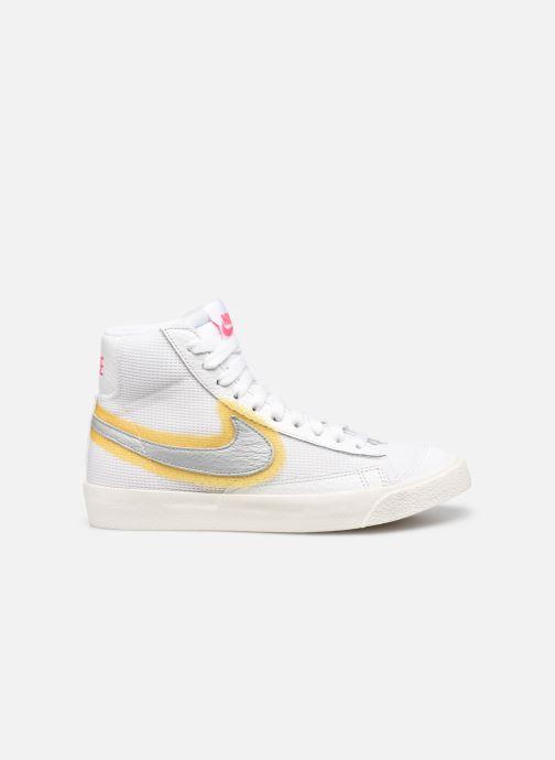 Sneaker Nike Wmns Nike Blazer Mid Vntg '77 weiß ansicht von hinten