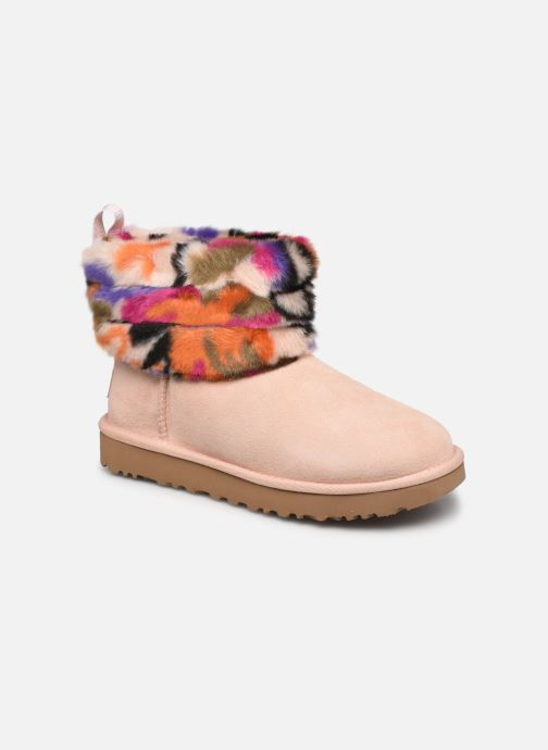 Stiefeletten & Boots Damen Fluff Mini Quilted Motlee