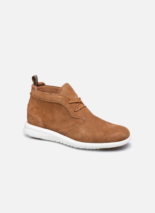 Sneakers UGG Union Chukka Suede Marrone vedi dettaglio/paio