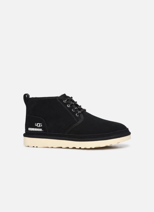 Sneakers UGG Ugg X Nbhd Neumel Nero immagine posteriore