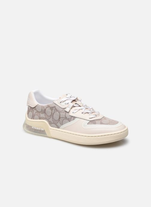 Sneakers Coach Citysole Hjacquard Court Wit detail