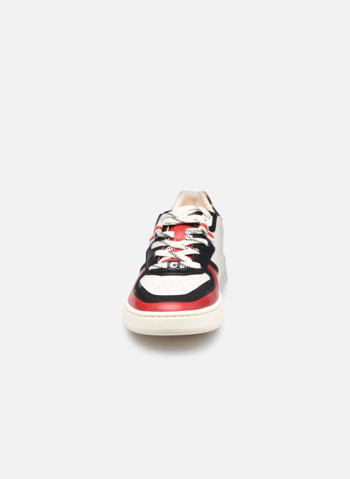 Baskets Coach Citysole Leather Court Blanc vue portées chaussures