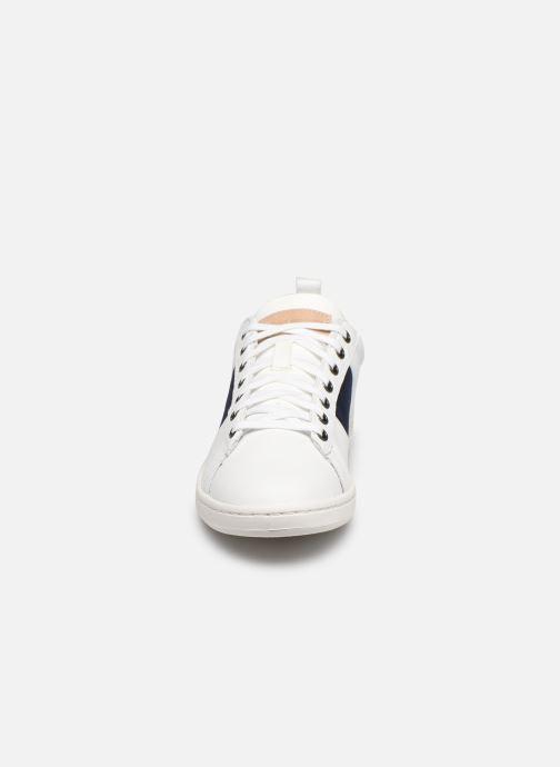 Sneakers Le Coq Sportif Courtclassic W Bianco modello indossato