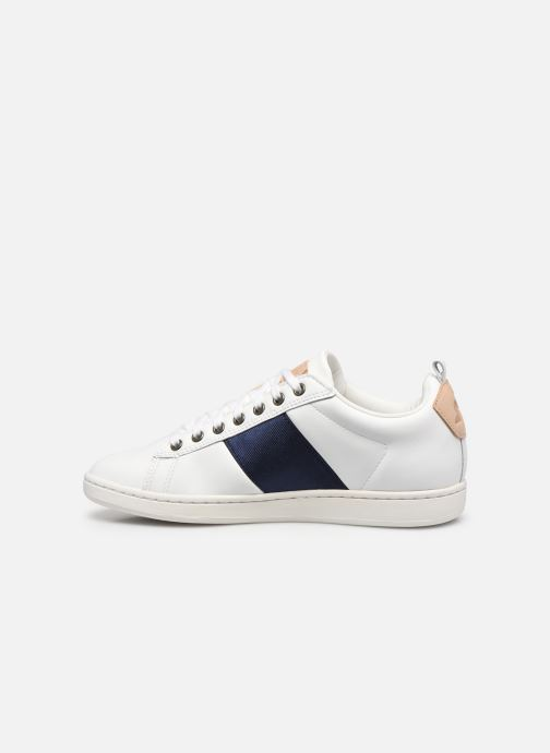 Sneakers Le Coq Sportif Courtclassic W Bianco immagine frontale