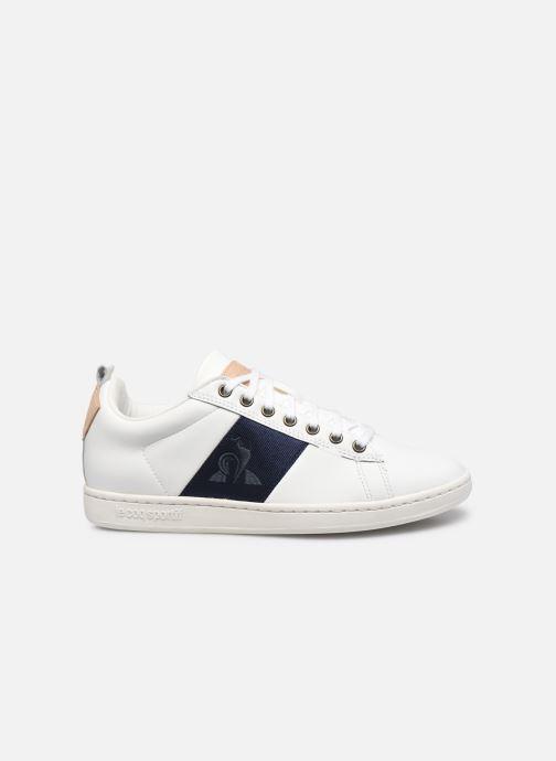 Sneakers Le Coq Sportif Courtclassic W Bianco immagine posteriore