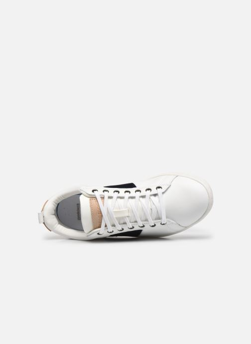 Sneakers Le Coq Sportif Courtclassic W Bianco immagine sinistra