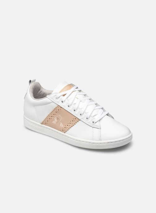 Sneaker Le Coq Sportif Courtclassic W weiß detaillierte ansicht/modell