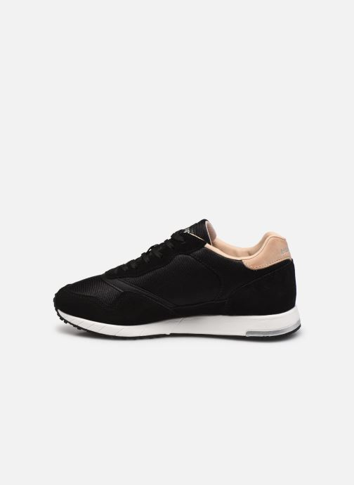 Sneakers Le Coq Sportif Jazy W Nero immagine frontale