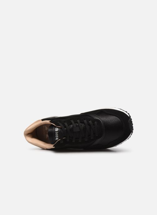 Sneakers Le Coq Sportif Jazy W Nero immagine sinistra