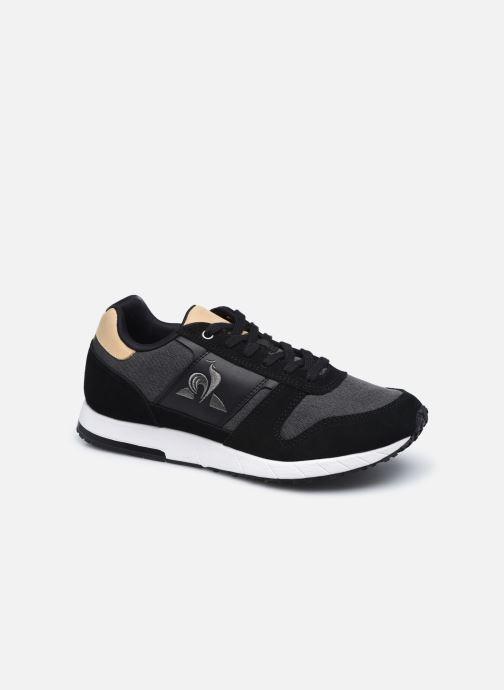 Sneaker Le Coq Sportif Jazy Classic schwarz detaillierte ansicht/modell