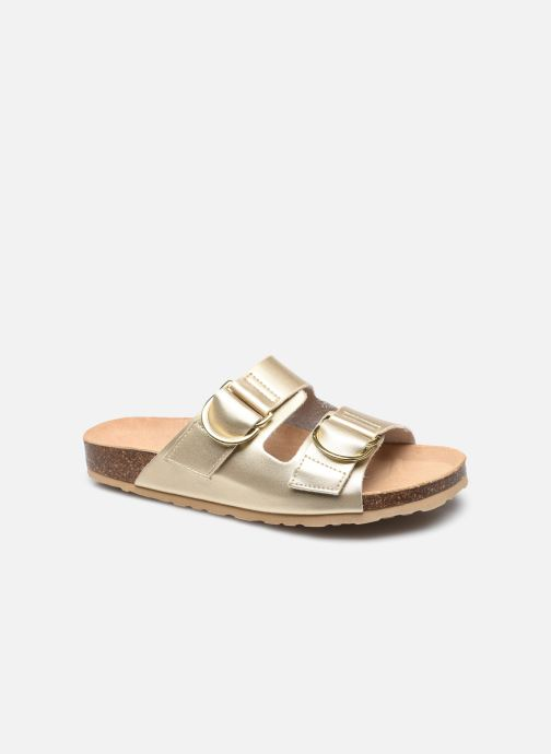 Zuecos Mujer BIABETRICIA Leather Sandal