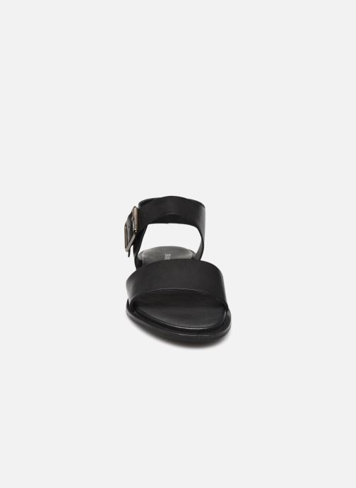 Sandalen Bianco BIADARLA Leather Sandal Zwart model