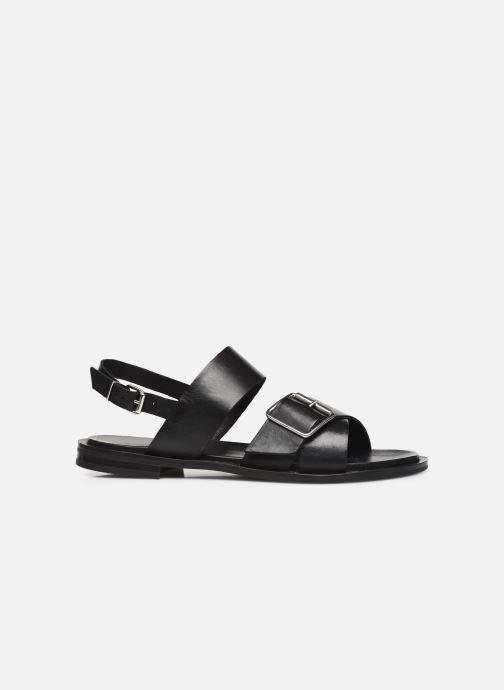Sandalen Bianco BIADARLA Cross Sandal Zwart achterkant