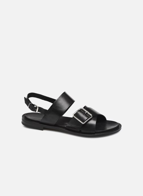 Sandalen Bianco BIADARLA Cross Sandal Zwart detail