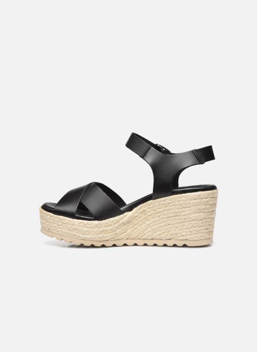 Sandalen Bianco BIADANEEN Sandal Zwart voorkant