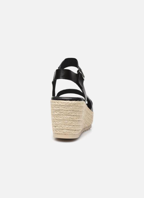 Sandalen Bianco BIADANEEN Sandal Zwart rechts