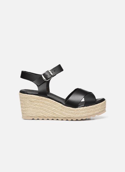 Sandalen Bianco BIADANEEN Sandal Zwart achterkant