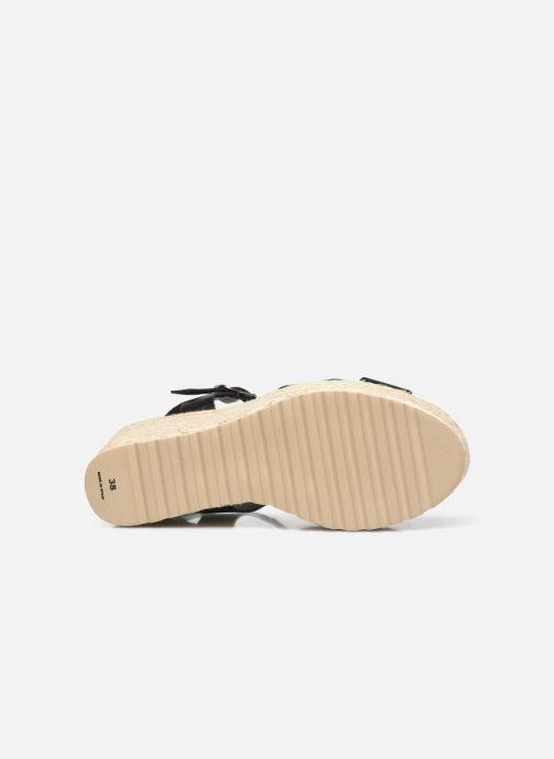 Sandalen Bianco BIADANEEN Sandal Zwart boven