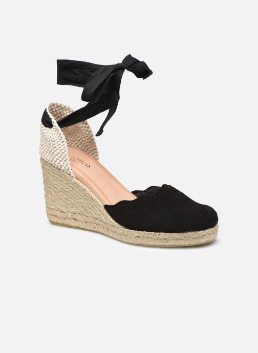Sandalen Bianco BIADEMI Tie Strap Sandal Zwart detail