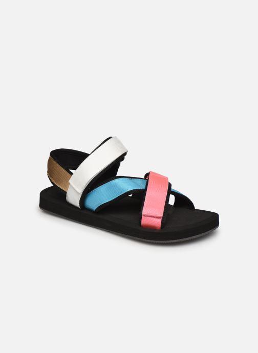 Sandalen Bianco BIADENI Sandal Multicolor detail