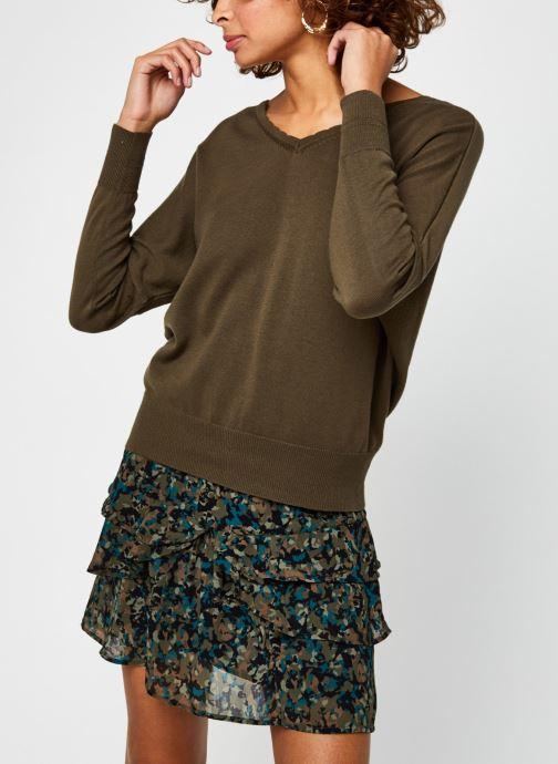 Vêtements Grace & Mila Bailar Vert vue droite