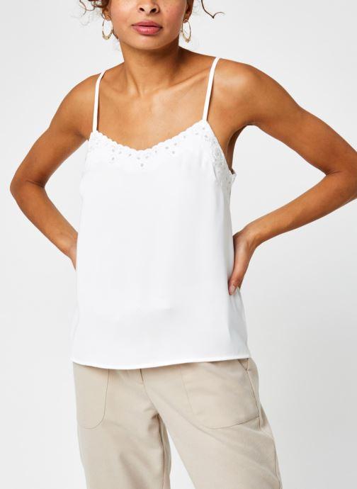 Vêtements Grace & Mila Barthelemy Blanc vue droite