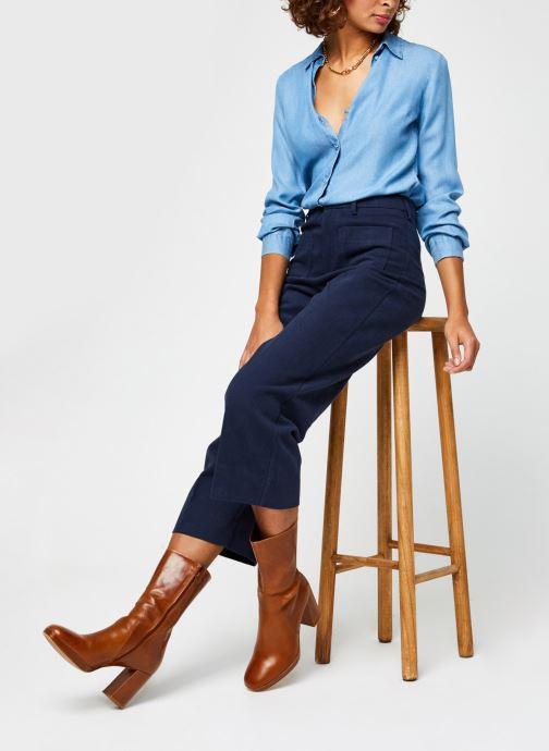 Vêtements Grace & Mila Basile Bleu vue bas / vue portée sac