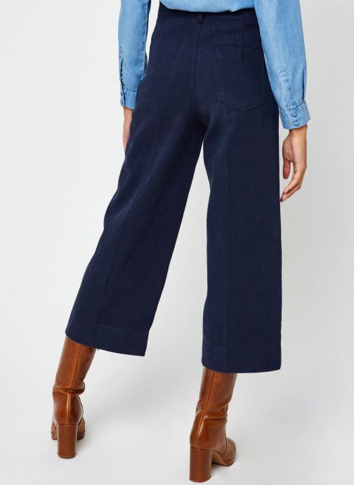 Vêtements Grace & Mila Basile Bleu vue portées chaussures