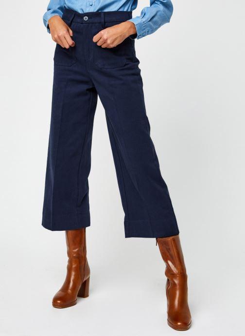 Vêtements Grace & Mila Basile Bleu vue détail/paire