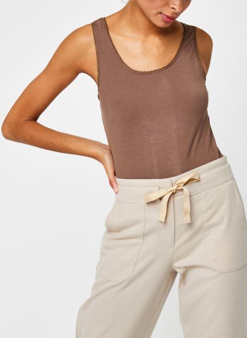 Vêtements Grace & Mila Barnabe Marron vue détail/paire