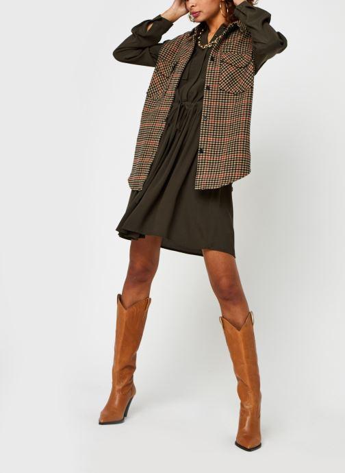 Vêtements Grace & Mila Benedicte Vert vue bas / vue portée sac