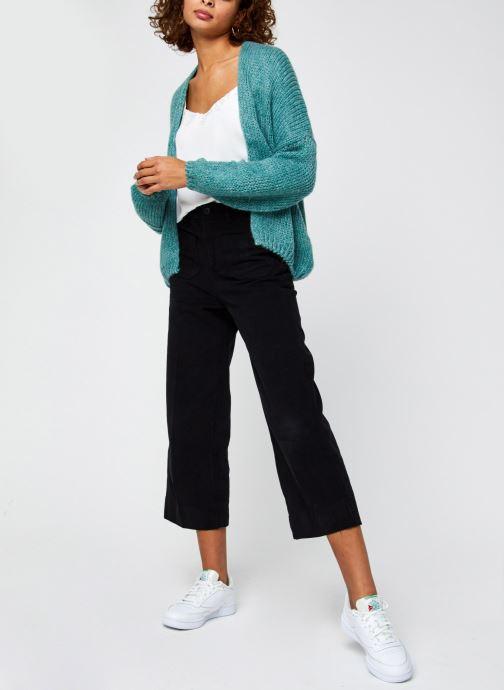 Vêtements Grace & Mila Bali Vert vue bas / vue portée sac