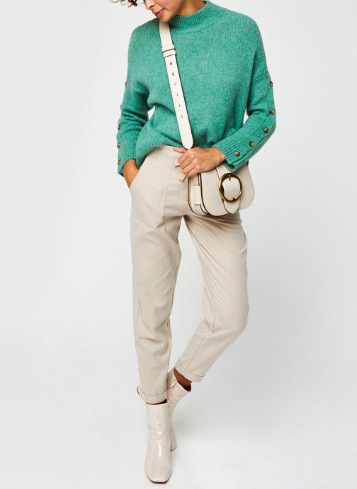 Vêtements Grace & Mila Bahia Vert vue bas / vue portée sac