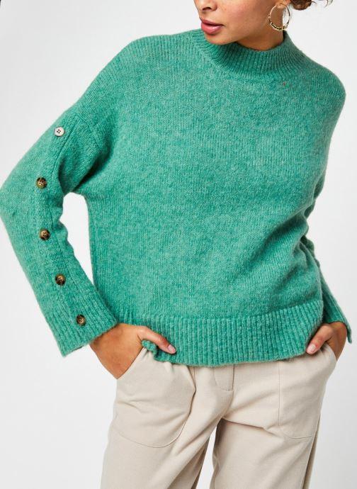 Vêtements Grace & Mila Bahia Vert vue droite