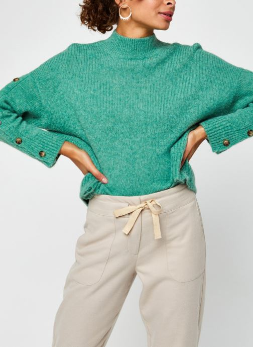 Vêtements Grace & Mila Bahia Vert vue détail/paire
