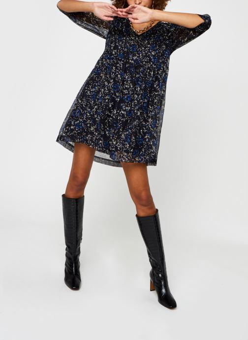 Vêtements Grace & Mila Beryl Bleu vue bas / vue portée sac
