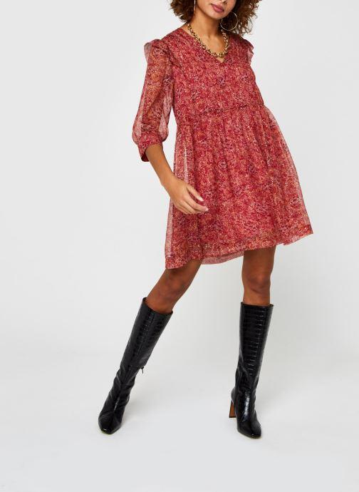 Vêtements Grace & Mila Beryl Orange vue bas / vue portée sac