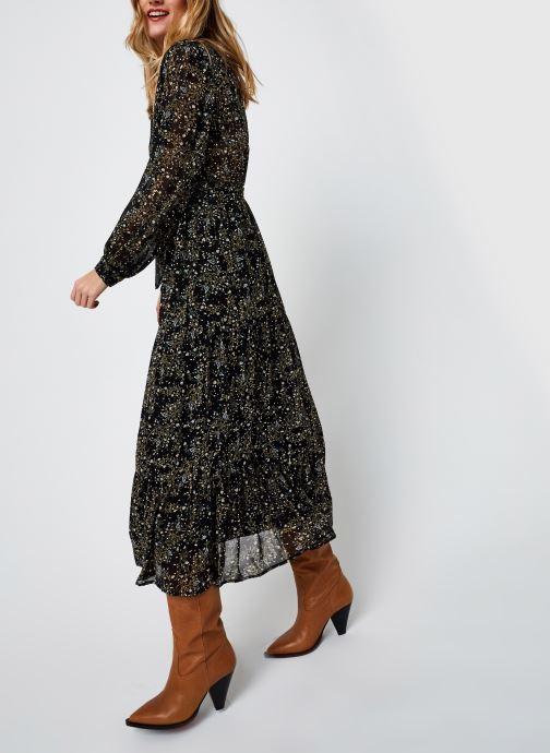Vêtements Grace & Mila Burgundy Noir vue bas / vue portée sac