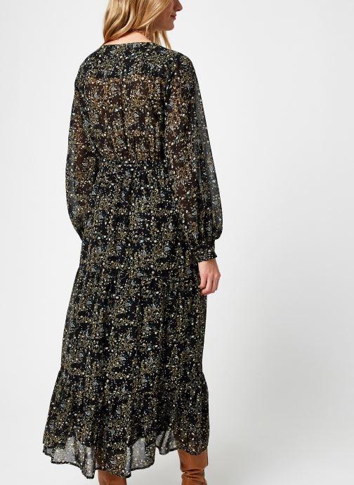 Vêtements Grace & Mila Burgundy Noir vue portées chaussures
