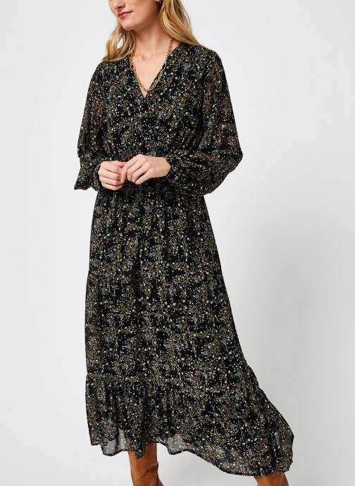 Vêtements Grace & Mila Burgundy Noir vue droite