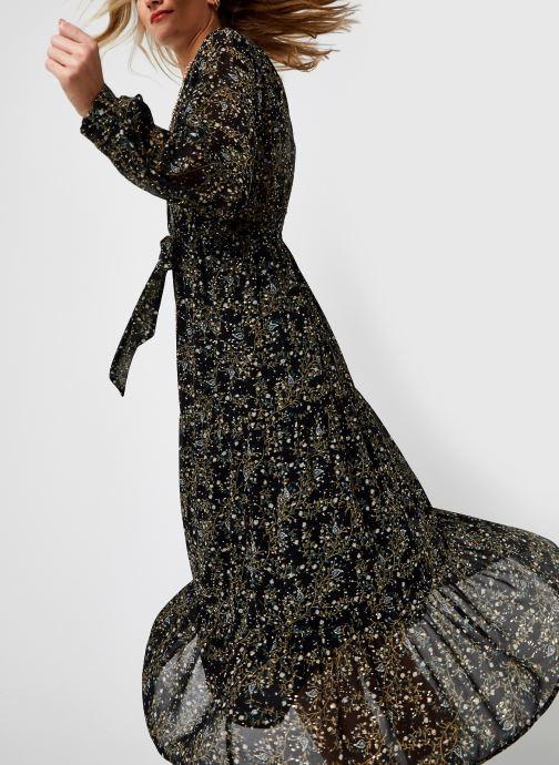 Vêtements Grace & Mila Burgundy Noir vue détail/paire