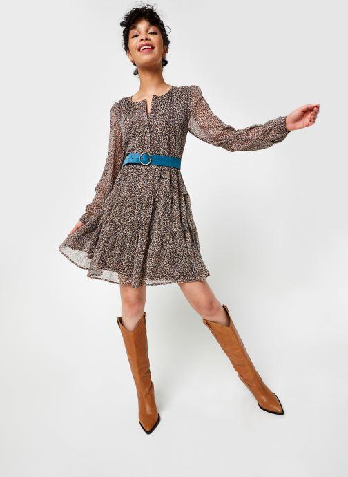 Vêtements Grace & Mila Bourbon Marron vue bas / vue portée sac