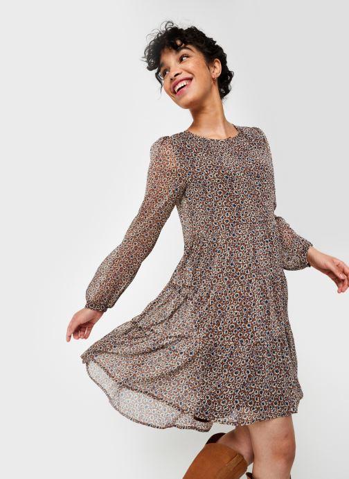Vêtements Grace & Mila Bourbon Marron vue détail/paire